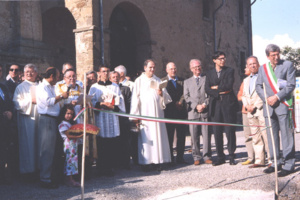 P. L. Ferrari, Ochi, Bertozzi, Rabaglia, Broglia, Borghi e Oppo