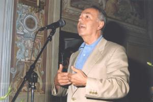 Tiedoli Luciano Silingardi, inaugurazione di Tiedoli, luglio 2003