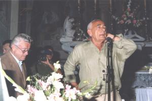 Tiedoli Mario Tommasini, inaugurazione di Tiedoli, luglio 2003