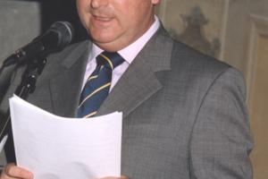 Tiedoli Vittorio Rabaglia, inaugurazione di Tiedoli, luglio 2003