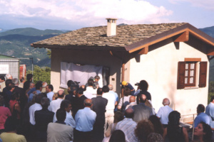 Tiedoli inaugurazione di Tiedoli, luglio 2003 6