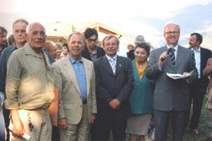 Tiedoli inaugurazione di Tiedoli, luglio 2003 7