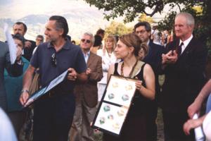 Tiedoli inaugurazione di Tiedoli, luglio 2003 8