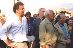 Tiedoli inaugurazione di Tiedoli, luglio 2003 9